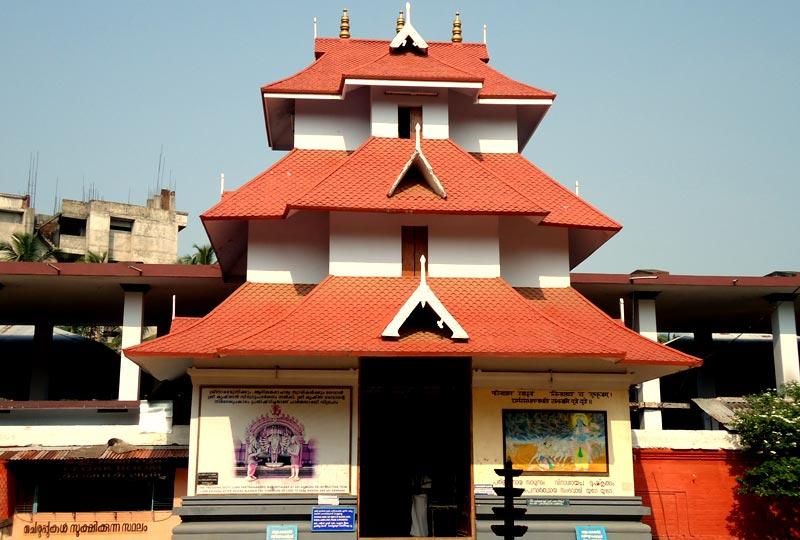Sree Parthasarathy Temple